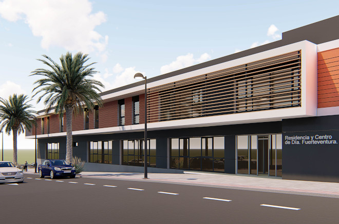 Centro de día para personas mayores dependientes en Puerto del Rosario