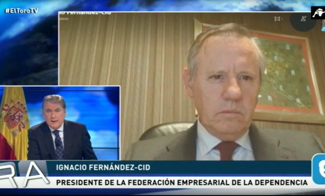 Ignacio Fernández-Cid en El Toro TV